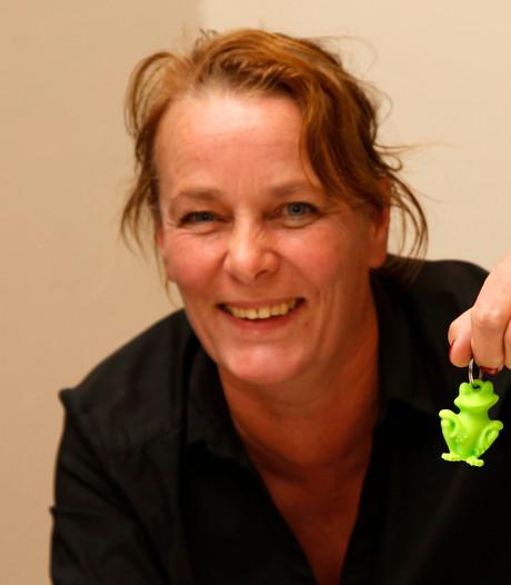 Kikkersleutelhangers zorgen voor extra kerstverlichting in Aardenburg