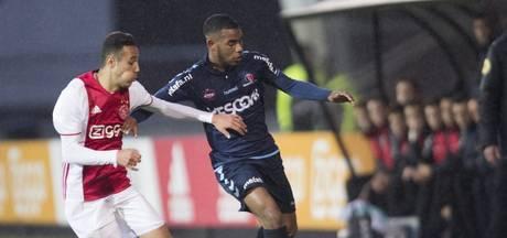 Helmond Sport is niet opgewassen tegen Jong Ajax