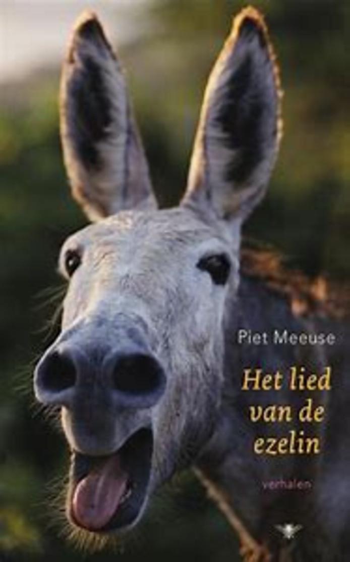 cover Piet Meeuse: Het lied van de ezelin