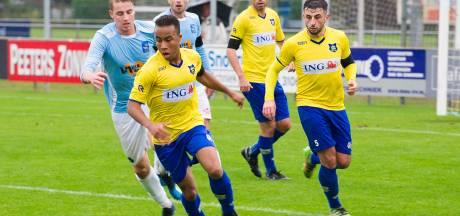 Dongen-speler Roshendley Saez droomt van profcarrière