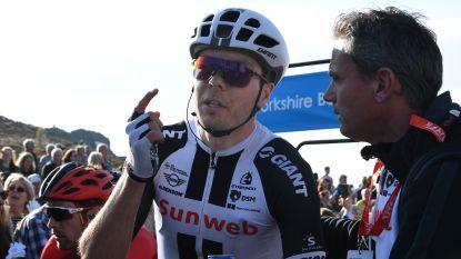 Walscheid houdt Cort Nielsen van tweede zege op rij in Tour de Yorkshire, Van Avermaet in top tien