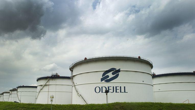 De toezichthouders, zoals de Milieudienst Rijnmond DCMR, hebben jarenlang gefaald in het toezicht bij tankopslagbedrijf Odfjell in de Rotterdamse haven Beeld ANP