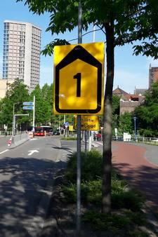 Afsluiting Vestdijk in Eindhoven begonnen