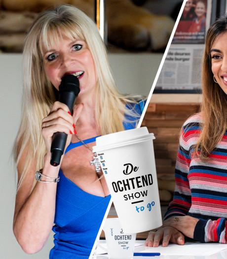 Coronavirus op eiland Tenerife en seksuele voorlichting met Kim Holland in Ochtend Show to go