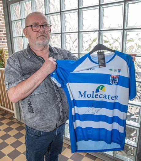 Oud-materiaalman Hennie Bosch gaat niet meer naar stadion PEC Zwolle: 'Zo hoeft het van mij niet meer'