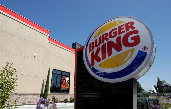 Archiefbeeld van een filiaal van Burger King in Californië