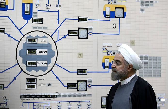 Le président iranien Hassan Rohani.
