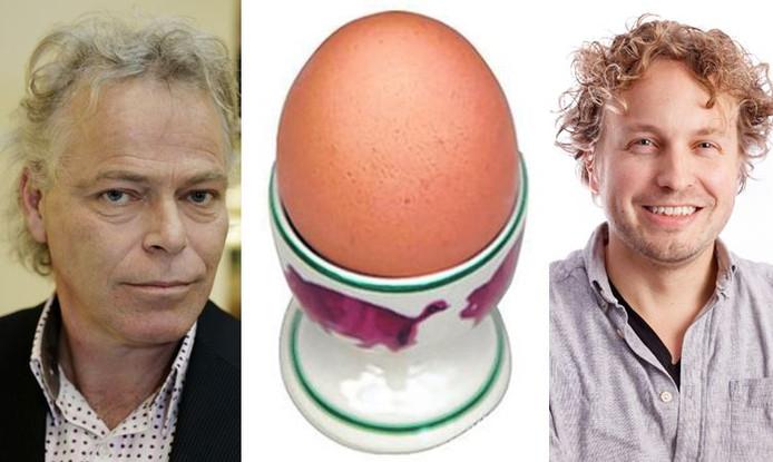 Martin Bril is tien jaar dood. Zijn allerbeste stukje, vindt Niels Herijgens, gaat over het koken van een ei.