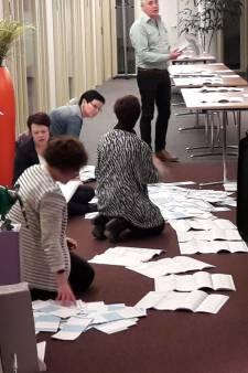 Overzicht met uitslagen verkiezingen in regio Eindhoven en Helmond - Klapper voor GroenLinks