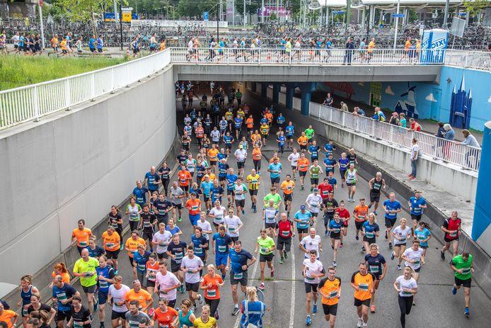 De Zwolse halve marathon gaat dit jaar niet door.