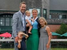 """Kim Clijsters soutenue par son mari: """"Si tu veux relever ce défi, fais-le"""""""