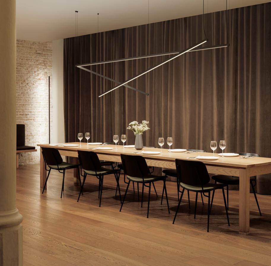 Ledverlichting in design.