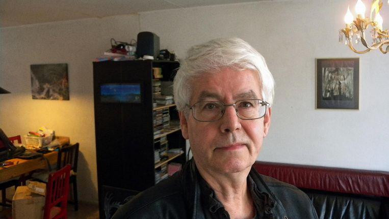 Schrijver en illustrator Tais Teng (Thijs van Ebbenhorst Tengbergen). Beeld