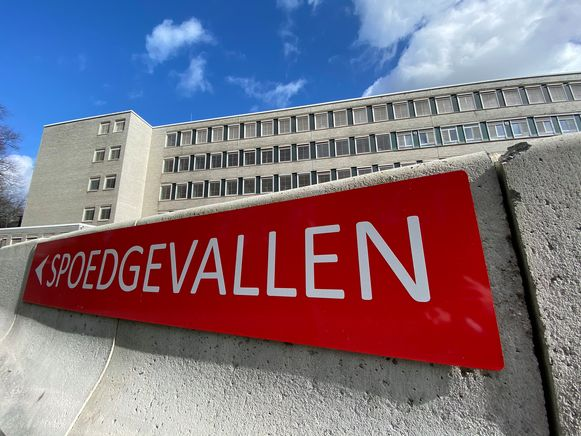 LIER - De spoedafdeling van het Heilig Hartziekenhuis in Lier