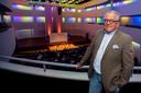 TILBURG Concertzaal Frans de Bruijn is de man achter De Souvenir kamermuziekconcerten in de Concertzaal