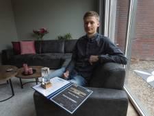 Golden Master Award voor Thijs Hazenberg: 'Ik studeer niet eens scheikunde'