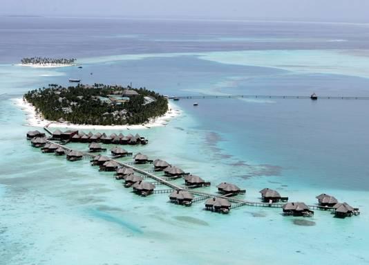 De Malediven zoals iedereen denkt dat het land eruit ziet