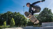 Nieuwe toestellen voor skatepark