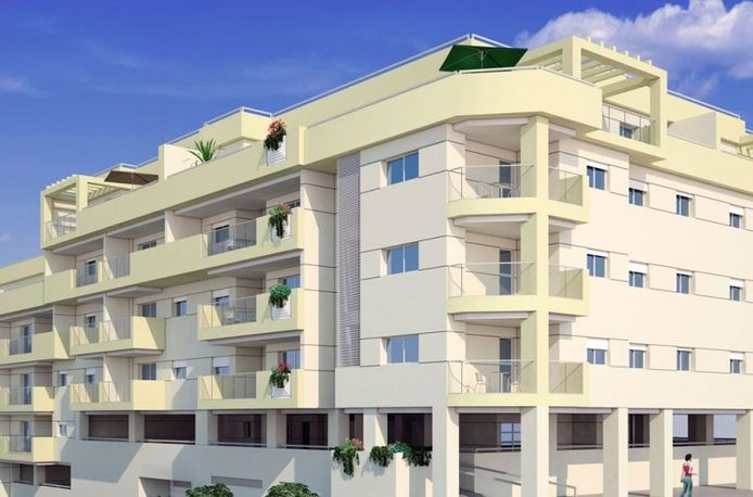 Costa del Sol. Rincon de la Victoria, 2 slaap- en 2 badkamers, 131.900 euro.