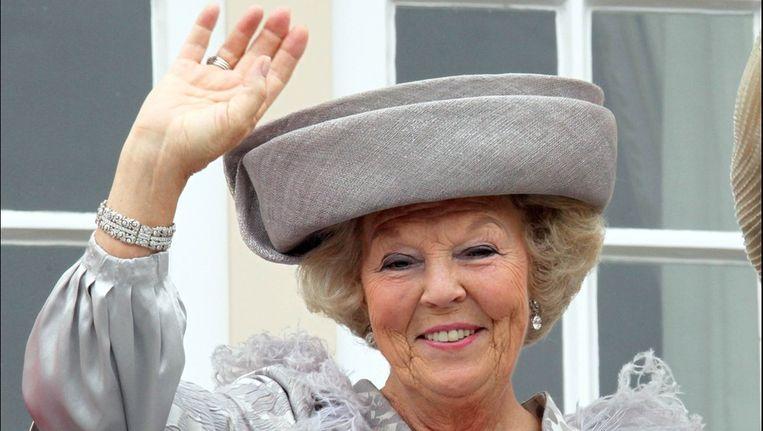 Koningin Beatrix Beeld photo_news