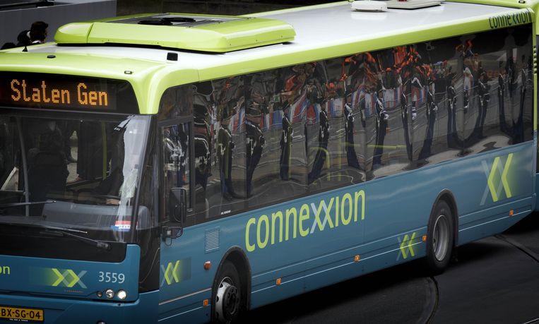 Connexxion-bus. Beeld anp