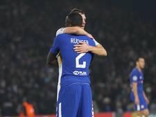 AS Roma aangeklaagd om apengeluiden richting Rüdiger