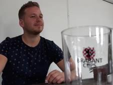 Nooit meer rondslingerende plastic bekers? Gestelnaren  hebben de oplossing: Brabant cups