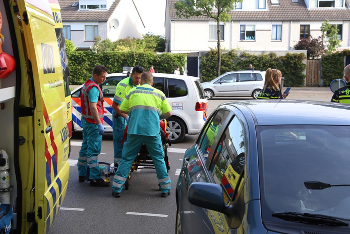 Fietser gewond na aanrijding op Fransebaan