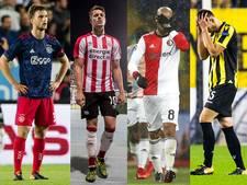 Eredivisie zakt op UEFA-lijst naar voorrondeplek in CL
