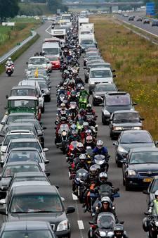 TT-gangers massaal op de bon: 22 rijbewijzen ingevorderd