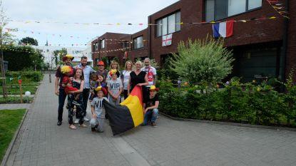 Felix Brouwerslei wordt WK Red Devils-straat