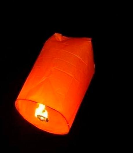 Politie Rijssen-Holten waarschuwt voor oplaten wensballonnen