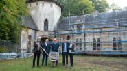 Burgemeester trekt renovatie Jan Vlemincktoren op gang