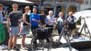 Winnaars elektrische fiets op Lentejaarmarkt