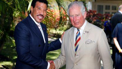 Lionel Richie gaat werken voor prins Charles