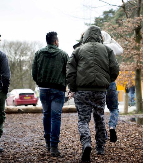 Minder Syriërs, meer Europeanen naar ons land