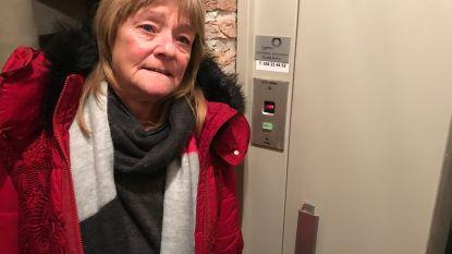 50 uur vast in piepkleine lift en niemand die het wist