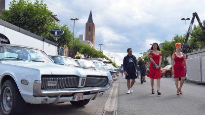 'Cars, babes and music' zorgen opnieuw voor geslaagde Salt City Meeting