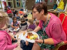Basisschool de Kiem in Heesch huldigt juf Wilma met muziek en workshops