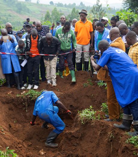 Meer dan 6000 lichamen gevonden in massagraf Burundi