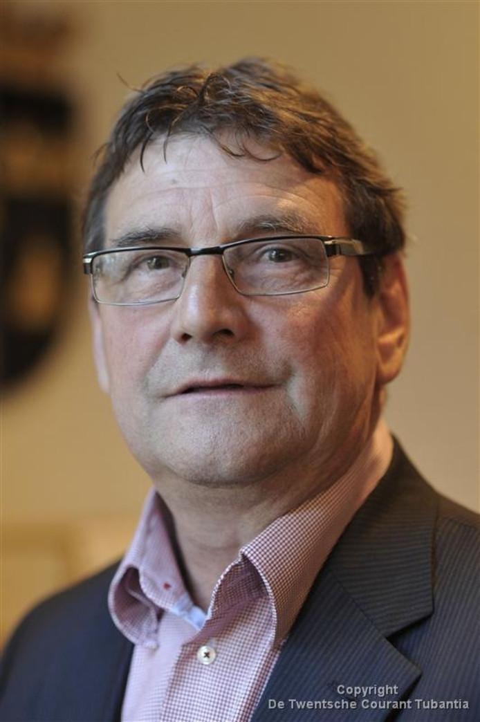 Fractievoorzitter Tonny Busscher van het CDA noemt de uitlatingen van Johan Kemperink 'grof en schandalig'.