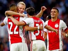Ajax jaagt op record van Cruijff, Keizer en Swart