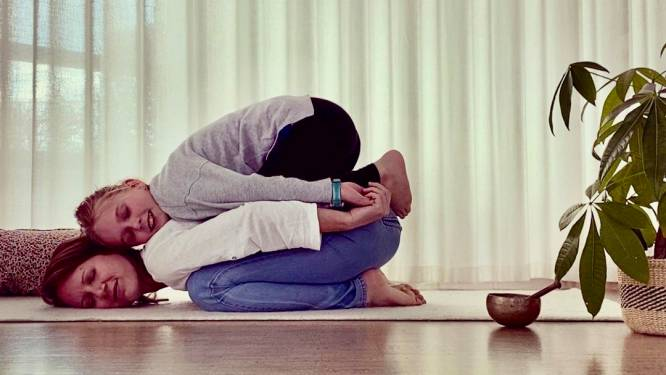 Lentel uit Strombeek brengt yoga nog steeds tot bij kinderen