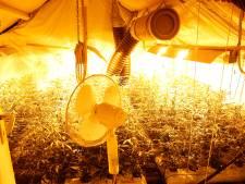 Drugspand in Duiven zes weken gesloten