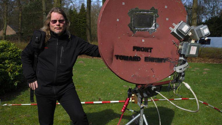 Arjen Kamphuis Beeld Dennis van Zuijlekom