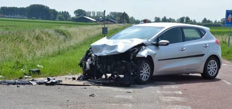 Persoon bekneld bij ongeluk in Willemstad