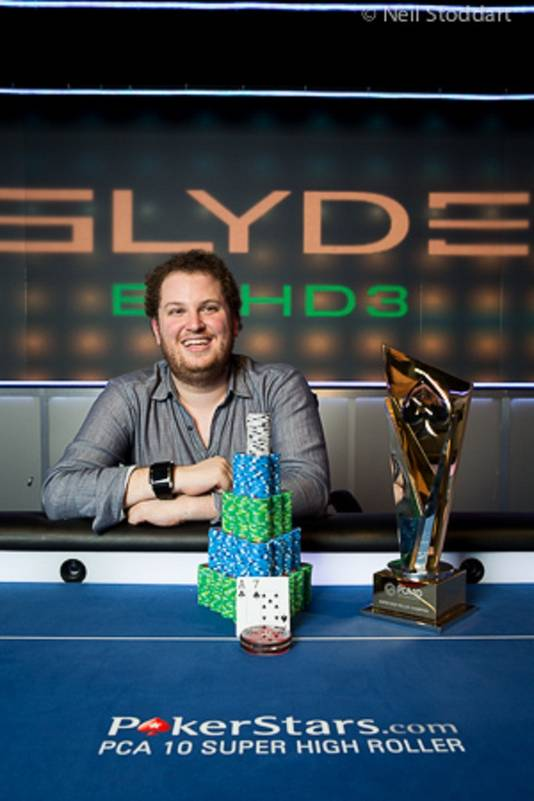 Winnaar Scott Seiver