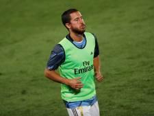 Hazard mag hopen op minuten in kampioensduel: 'Het gaat beter met hem'