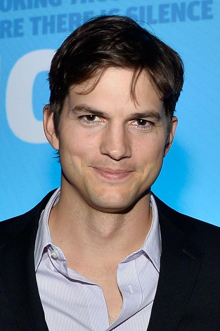 Ashton Kutcher. Beeld AFP