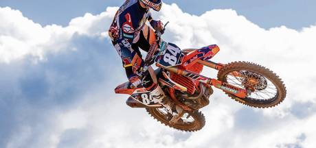 Motorcrosser Herlings vierde bij MXGP in Tsjechië